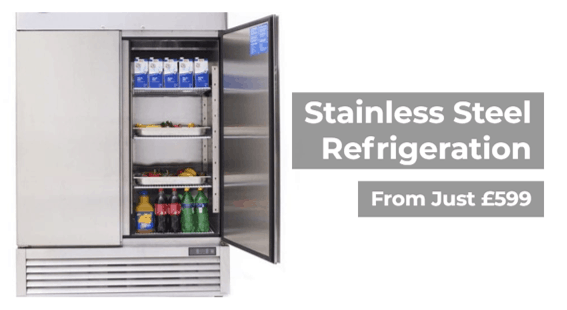 Commercial refrigeration from Cater Kitchen